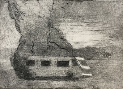 Travis Walker, 'RV Fire', 2013
