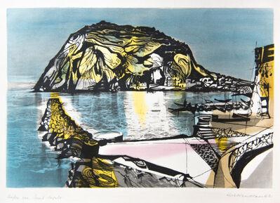 Kurt Wendlandt, 'Hafen von Sant Angelo', Late 1950's