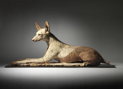 Nichola Theakston, 'Terracotta Dog', 2021