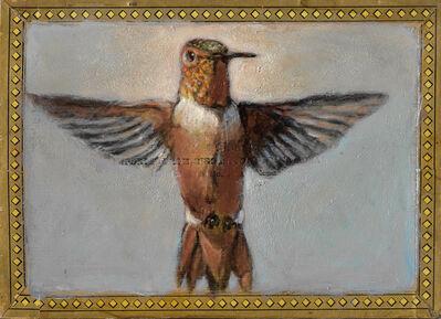 Ed Musante, 'Hummingbird / Black Arrow'