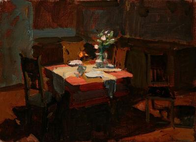 Kelly Carmody, 'Table Setting, Evening', 2020