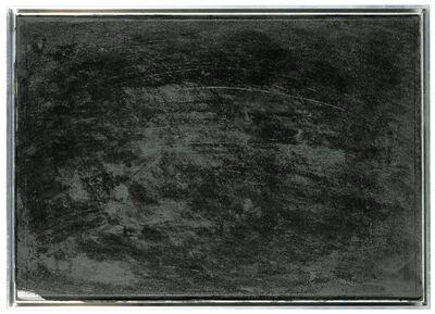 Arnulf Rainer, 'black Kubin Overpainting', 1957/1959 and 1962