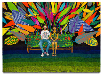 Raffi Kalenderian, 'Chris and Nancy', 2020