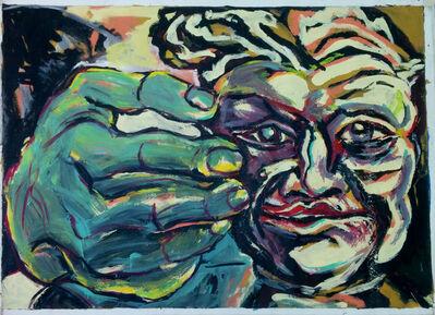 Luis Frangella, 'My Aunt', 1984