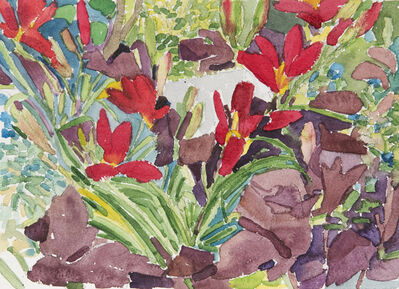 Pamela Sztybel, 'Untitled (Flowers 4)', 2020