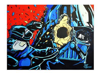 """GONDEKDRAWS """"Matt Gondek"""", 'The Dark Side', 2016"""