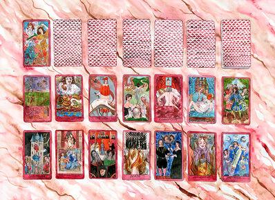 Jennifer May Reiland, 'Tarot cards II', 2017