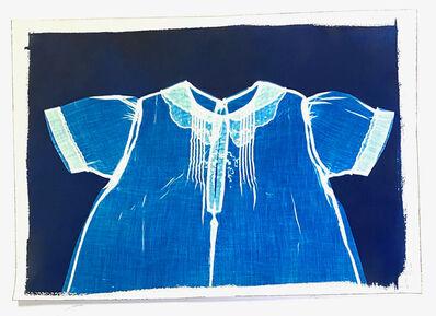 Natali Bravo-Barbee, 'Girls Wear Blue #1', 2020