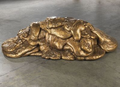Lynda Benglis, 'EAT MEAT', 1969-1975