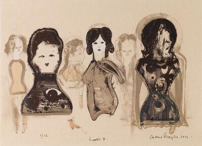 Cathie Pilkington RA, 'Looks 7', 2013