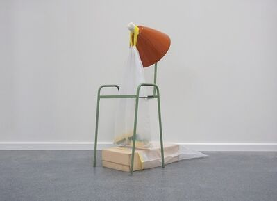 Amba Sayal-Bennett, 'Through The Tulips', 2014