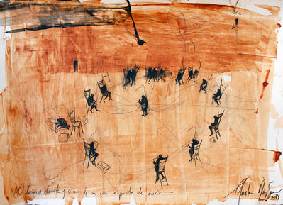 Gustavo Díaz, 'Serie: De Burócratas y Padrinos', 2014