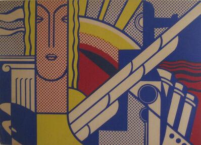 Roy Lichtenstein, 'Modern Art Poster (Corlett II.8)', 1967