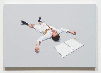 Luke Butler, 'Portrait of the Artist V', 2018