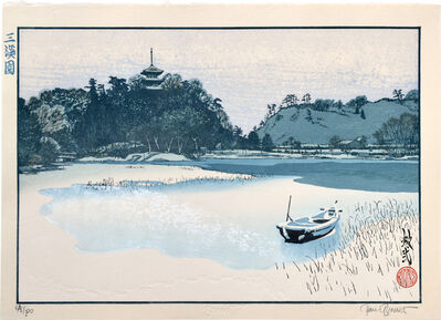 Paul Binnie, 'Famous Views of Japan: Sankeien Garden', ca. November 2004 -March 2005