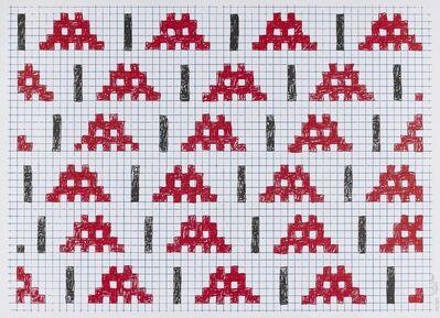 Invader, 'Homeworks', 2006