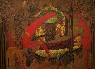 Timur D'Vatz, 'Fisher King (Roi Pecheur)', 2018