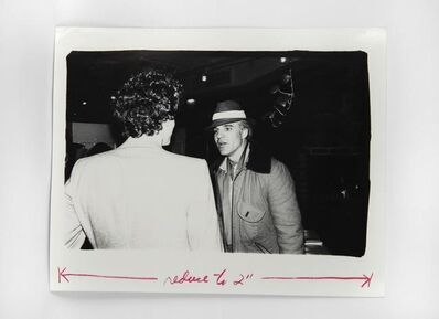 Andy Warhol, 'Steve Martin', 1978