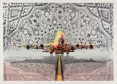 Abdulnasser Gharem, 'In-Transit (with Diamond Dust)', 2013