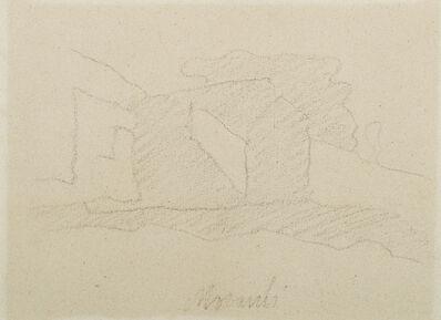 """Giorgio Morandi, '""""Landscape""""', 1961"""