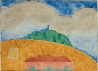 Carlos Merida, 'Images of Guatemala No.1 - Landscape', 1927