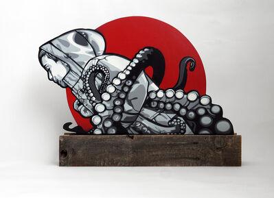 """Joe Iurato, '""""Octopus Whisperer""""', 2017"""