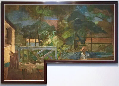 "Michael Andrews, 'The Colony Room ""Mural""', 1958"