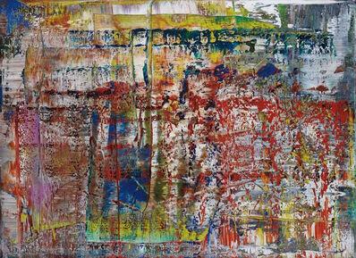 Gerhard Richter, 'Abstraktes Bildt', 2014