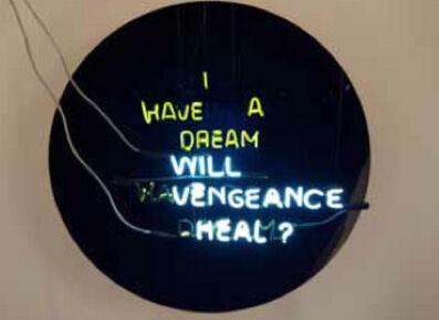 Camilo Matiz, 'Will Vengeance heal? / I have a dream', 2016