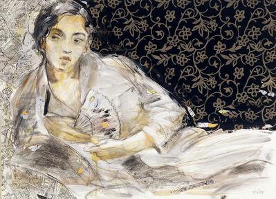 Audrey Anastasi, 'Vuillard Woman', 2018