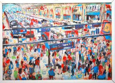 Andrea Sbra Perego, 'Paris, Gare du Nord', 2019