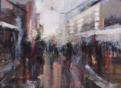 Steven Bewsher, 'February'