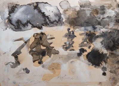 Washington Barcala, 'Paisaje con Chatarra', 1989-1993