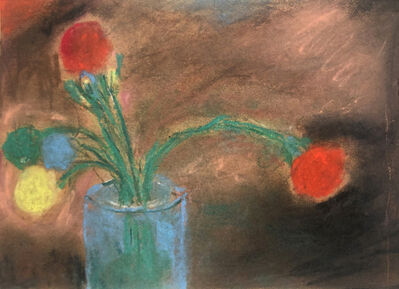 Jan Müller (1922-1958), 'Five Flowers', 1956