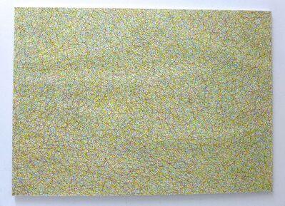Carmen Perrin, 'Tracés, nos lignes de fuite', 2016