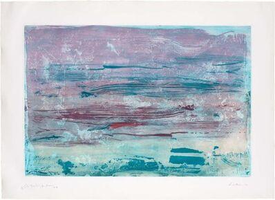 Helen Frankenthaler, 'Sure Violet (H. 74)', 1979