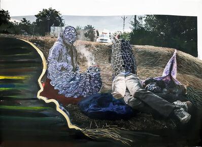 Ramin Haerizadeh, Rokni Haerizadeh & Hesam Rahmanian, 'Where is Waldo?', 2017