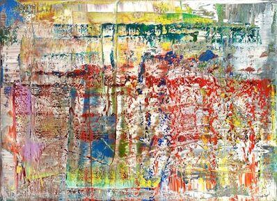 Gerhard Richter, 'P1 Abstraktes Bild', 2014