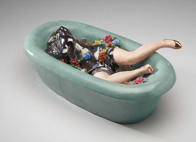 "Liu Jianhua 刘建华, 'Polychrome Ceramic Series – ""Obsessive Memories""', September 1999"