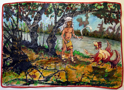 Gina Phillips, 'Mardi Gras Indian Myth #1', 2010