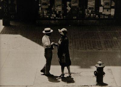Ralph Steiner, 'Hell's Kitchen Minuet', 1922