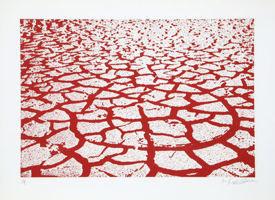 Menashe Kadishman, 'Red Earth ', ca. 1979