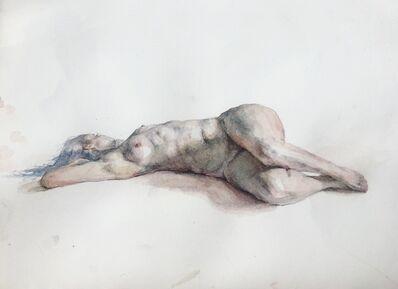 Celia Liberace, 'Reclining Female Figure', 2019