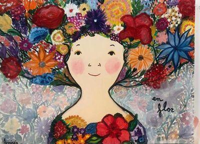 Eva Armisen, 'En Flor (Blooming)', 2021