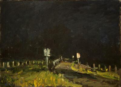 Eugene Leake, 'Night Bridge', 1991