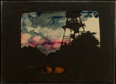 Mario Schifano, 'Paesaggio TV', ca. 1975-1977