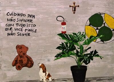 Osvaldo Carvalho, 'Balada 27', 2020