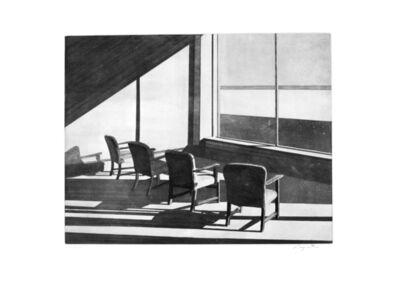 John Register, 'Cadillac Hotel', 1990