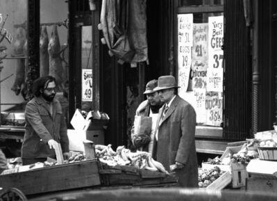 Harry Benson, 'Coppola, Brando, The Godfather, New York', 1971