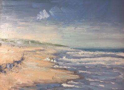 Benjamin Lussier, 'Wind on Montauk Beach', 2018
